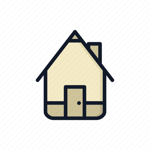 building, general, home, house icon