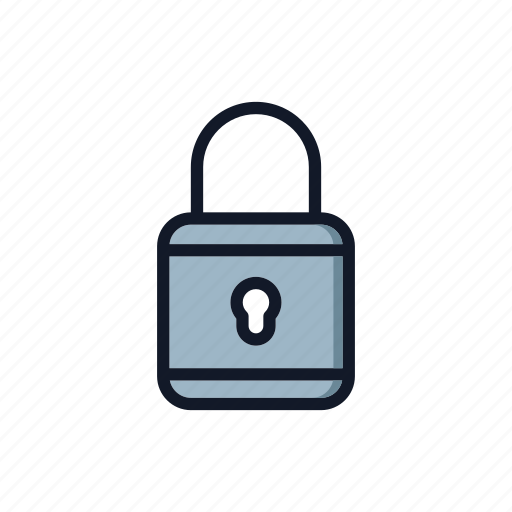 access, general, lock, privacy, protection, safe, safety icon