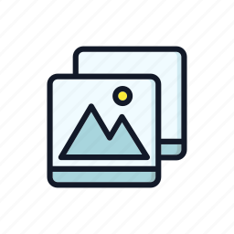 document, file, general, photo, picture icon
