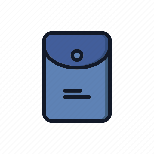 bag, business, document, general, package icon