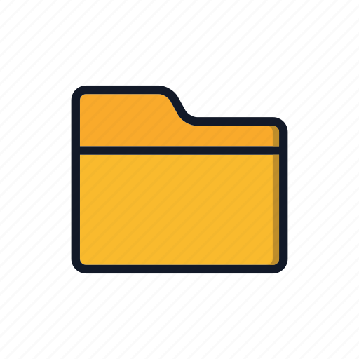 business, document, folder, general, office icon