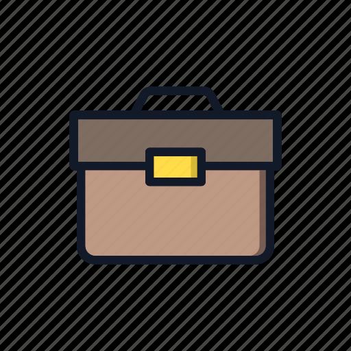 bag, briefcase, business, businessman, document, general, porfolio icon