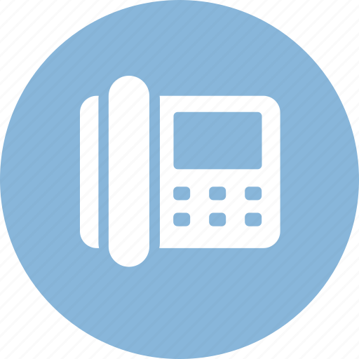 business, contact, telephone icon