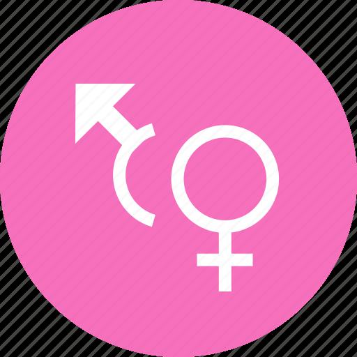 female, gender, male, user icon