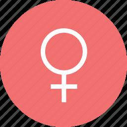 female, gender, women icon