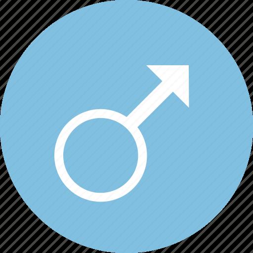 gender, male, man icon