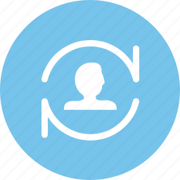 account update, account upgrade, update account, upgrade account icon