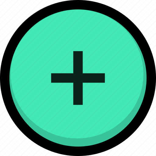 add, create, plus icon