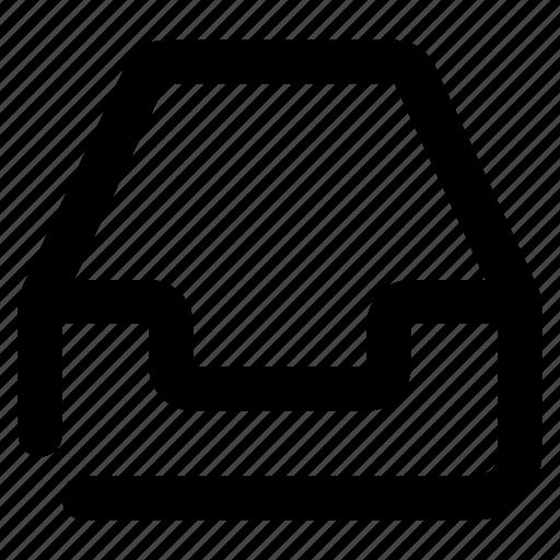 archive, carpet, save icon