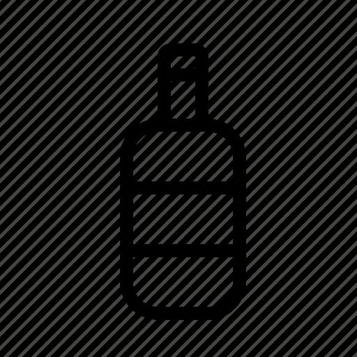 alcohol, beverage, bottel, drink, wine icon