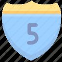 limit, maximum, traffic icon