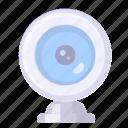 camera, tracking icon