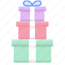 box, gifts, presents icon