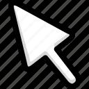 choice, cursor, mouse, pointer, printer icon