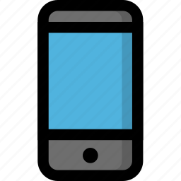 call, contact, iphone, mobile, phone, telephone icon