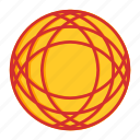 abstract, circle, developer, web, world icon