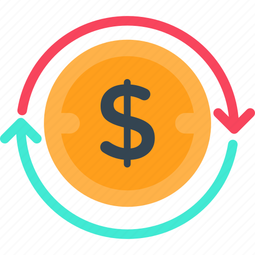 Coin, finance, management, money, cash, currency, dollar icon - Download on Iconfinder