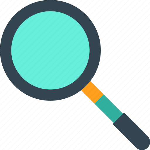 find, magnify, magnifying glass, research, search, zoom icon