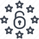 data protection, eu, gdpr, lock icon