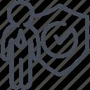 admin, security icon