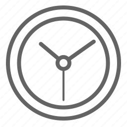 business, clock, general, information, office, time icon