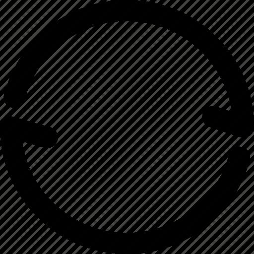 exchange, sync icon