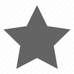 company, general, office, solid, star, universal icon