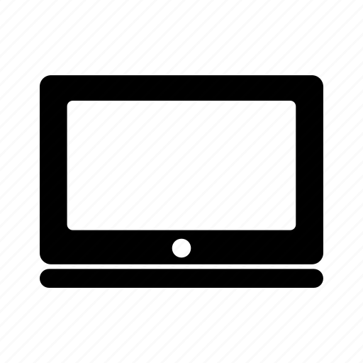 desktop, laptop, lcd, monitor, pc, widescreen icon