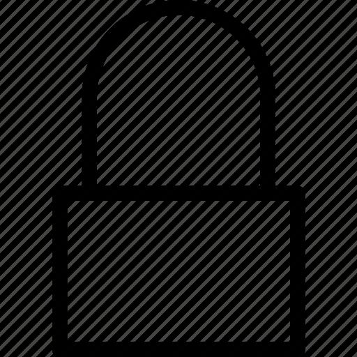 blocked, lock, unlock icon