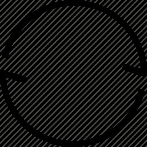 exchange, sincronize, sync icon