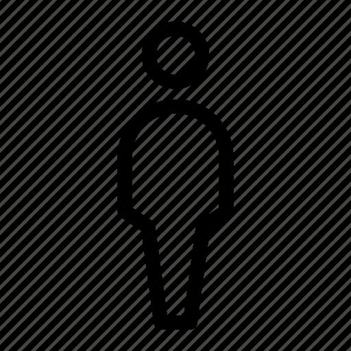 Boy, guy, man, user, person icon