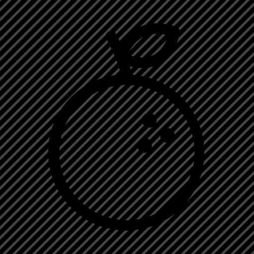 citrus, fruit, lemon, orange icon