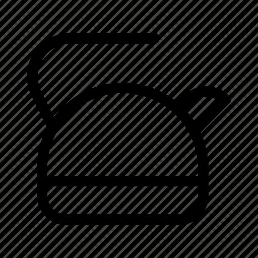 flask, hot, infuser, kettle, mug, tea pot icon