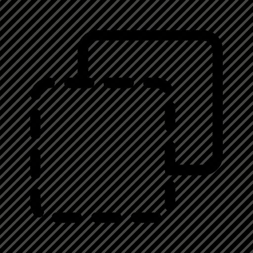 boards, copy, customize, cut, duplicate, edit, paste icon