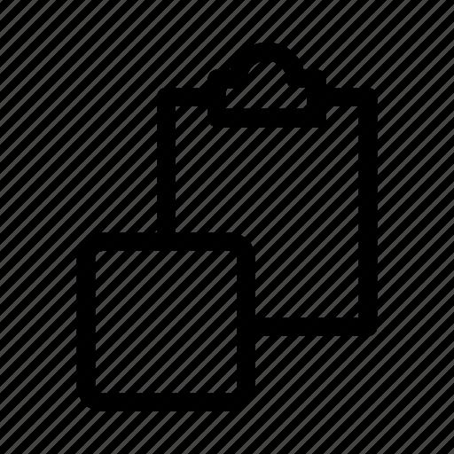 clip board, copy, file, save icon