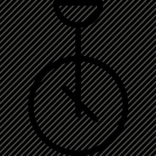 bike, monocycle, pedal, unicycle, wheel icon