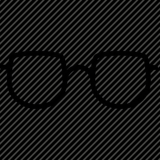 eyeglasses, eyes, glasses, specs, spectacles icon