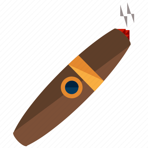 cigar, gentlemen, smoke, smoking, tobacco icon