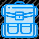 backpack, bag, hiking, luggage, travel