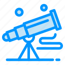 astronomy, binoculars, space, spyglass, telescope