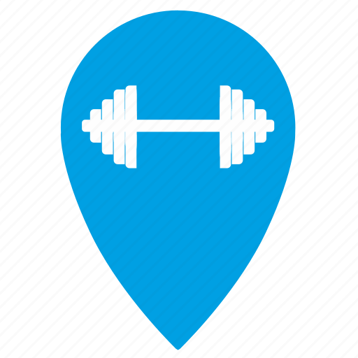 fitness, geo, location, navigation, place, point, pointer icon