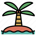 continental, float, island, ocean, oceanic, sea, stack icon