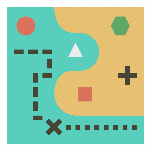'Geography Flat' by Nithinan on traffic directions, scale directions, giving directions, travel directions, compass directions, driving directions, get directions, mapquest directions,