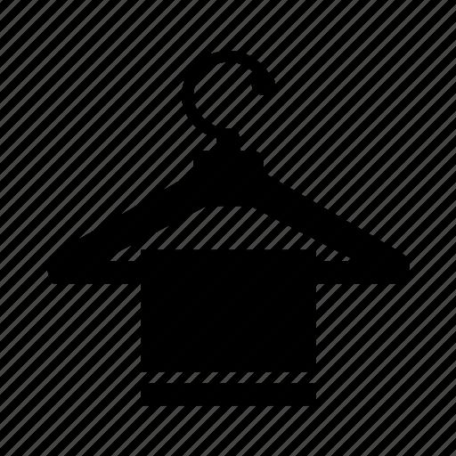 acomodation, clothing, fashion, hanger, hanger icon, style icon