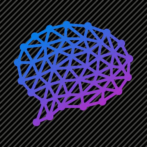 bubble, chat, chat bubble, communication, conversation, discussion, geometric, message, polygonal, sms, speech, talk icon