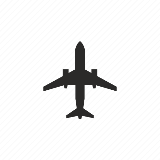 air, airbus, airplane, transport icon