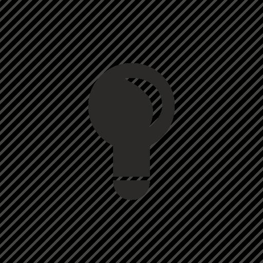 bright, lamp, led, light, lighting icon