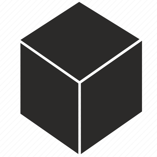 cube, form, geometry icon