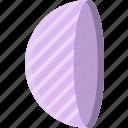 drawing, form, geometry, half, shape, side, sphere