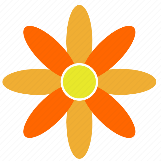 blossom, floret, flower, form, nature icon
